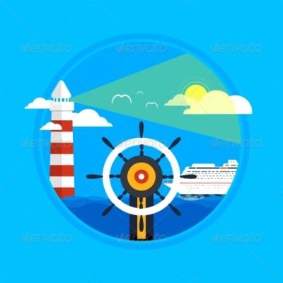Free Lighthouse Letterhead Templates » Fixride.com