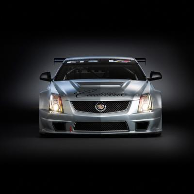Cars - Cadillac CTS-V Coupe Racecar - iPad iPhone HD Wallpaper Free