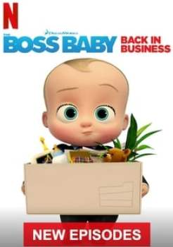 The Boss Baby: Back in Business Season 3 (2020)