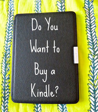 Do You Want to Buy a Kindle? – Hoots of a Night Al