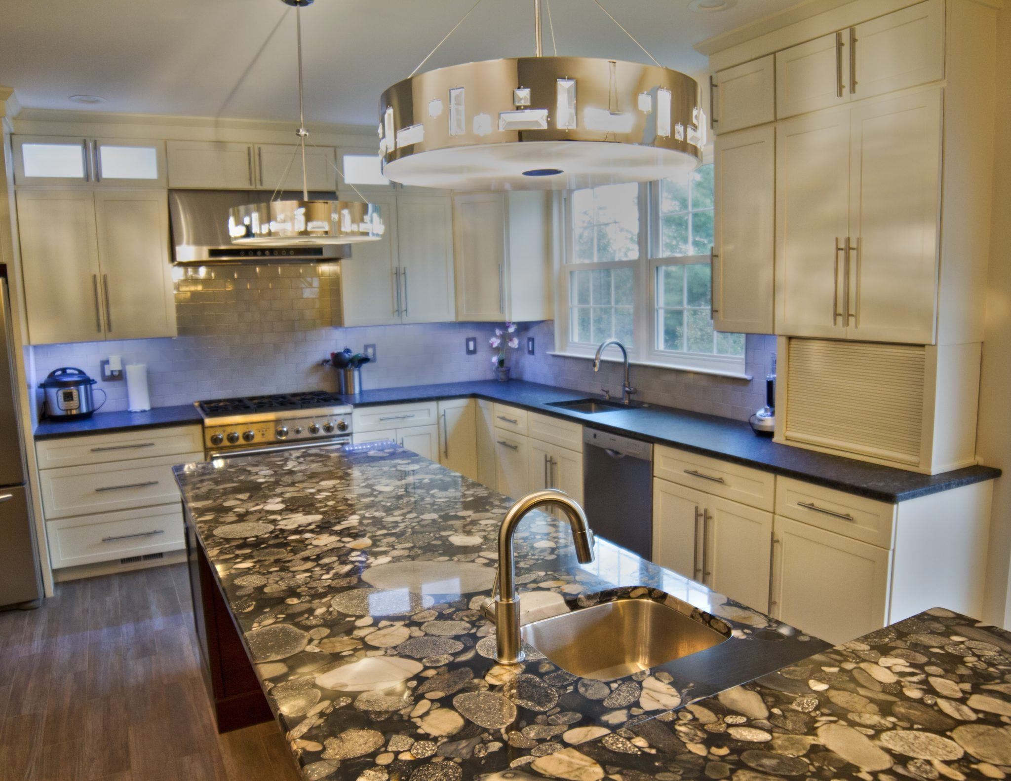 whats good bad different types countertop types of kitchen countertops Different kitchen countertop properties and pricing