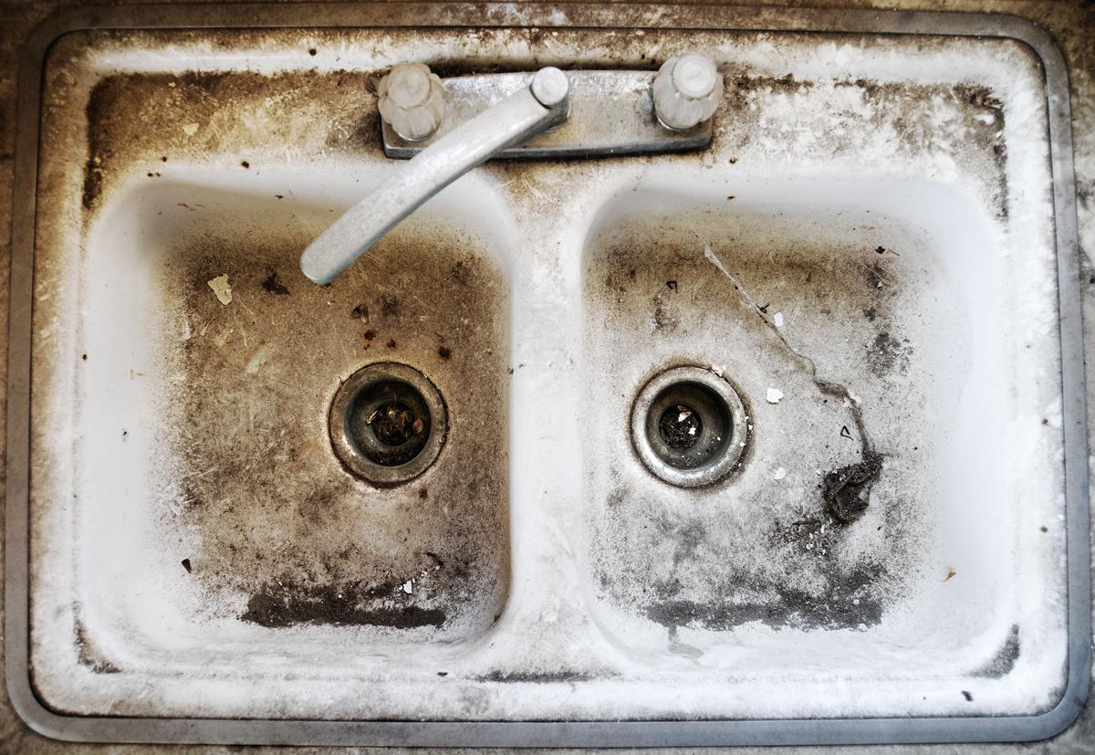 jesus wallpaper a rollerskate the kitchen sink day vintage kitchen sink Tags abandoned
