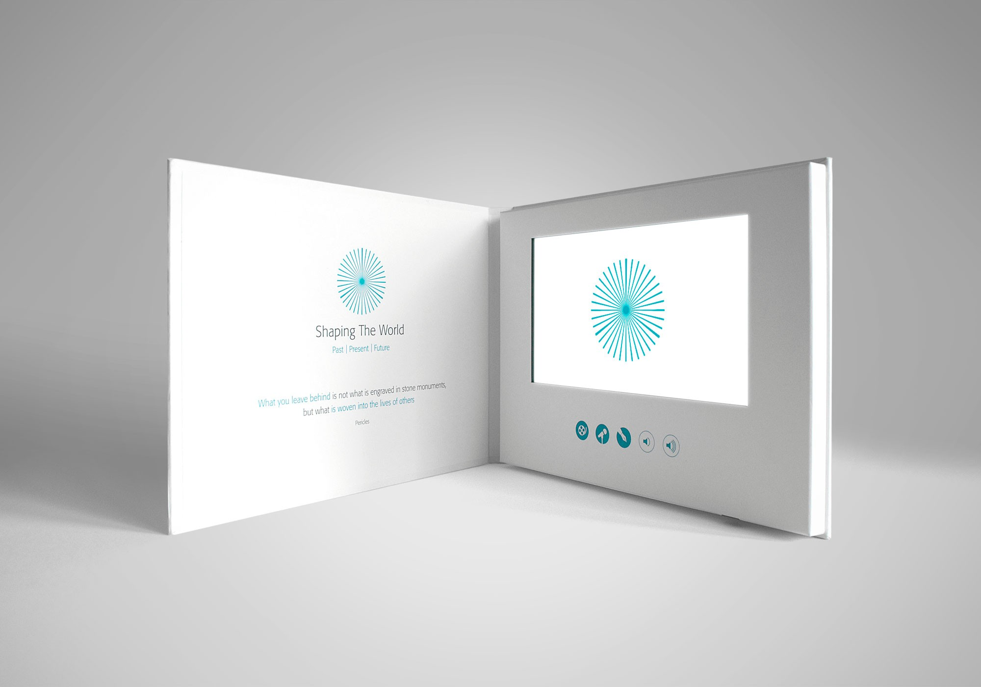 Luxury Video Brochure     Boutique Creative Agency     SO White Img Bg Luxury video brochure for global charity campaign