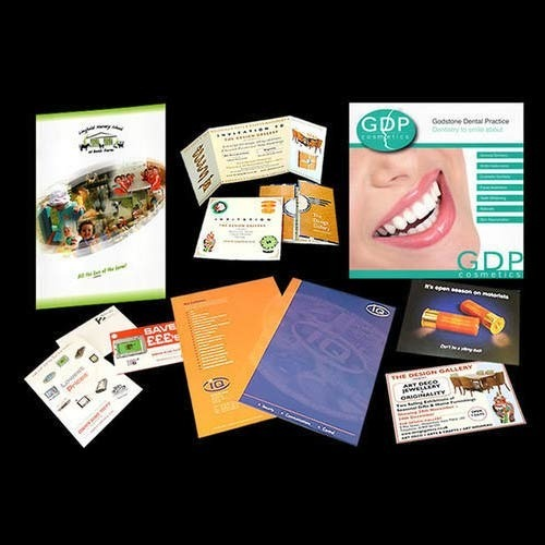 Leaflet Brochure Printing Services in Delhi India Leaflet Brochure Printing Services