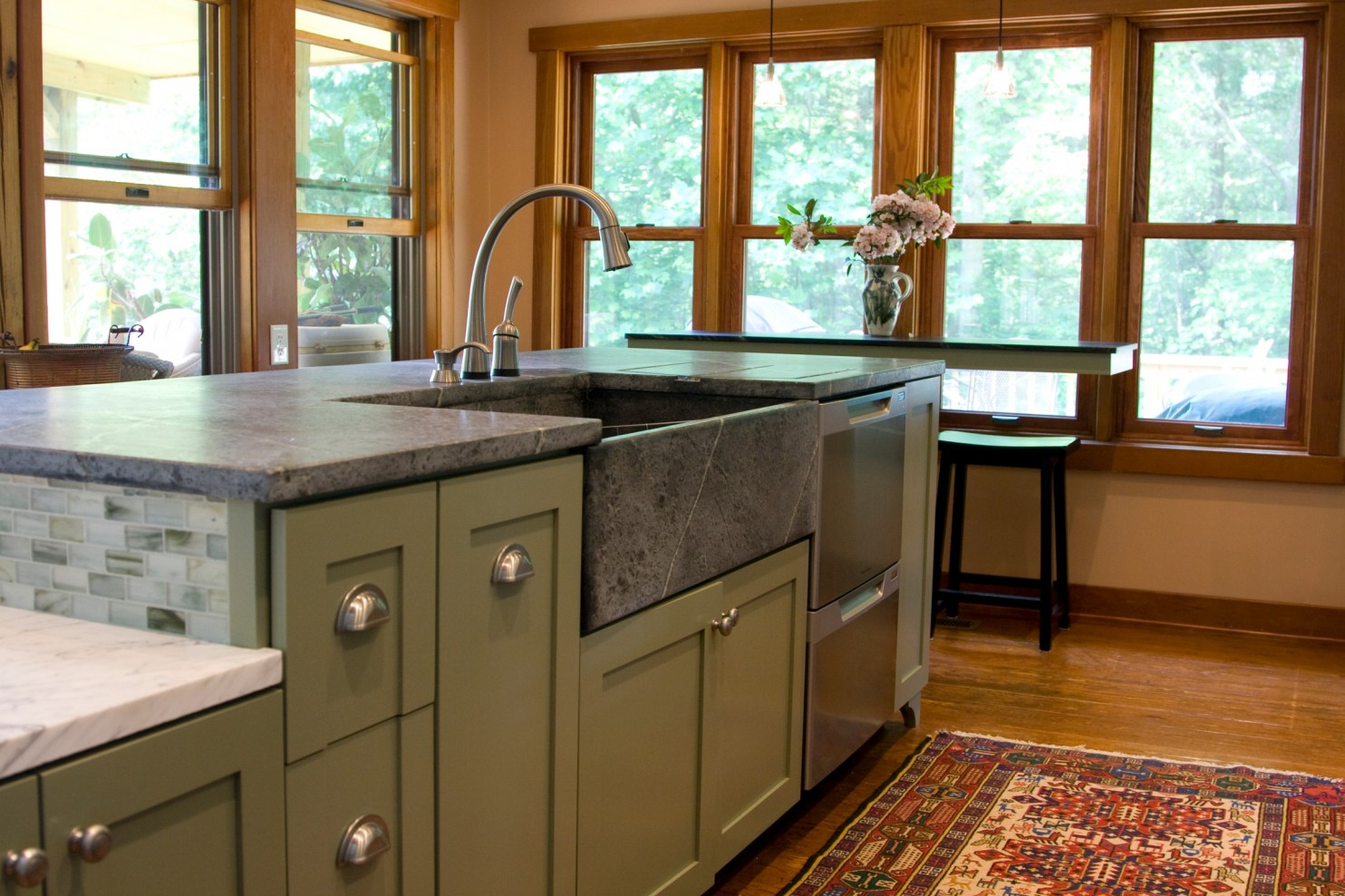 soapstone soapstone kitchen countertops View Larger Image