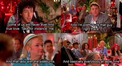 Wedding Singer GIF party — The Bump