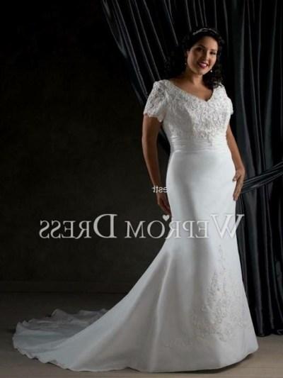 simple plus size wedding dresses not white 2016-2017   B2B ...