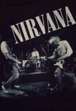 music nirvana Grunge 90s Alternative rock n roll let-rock-n-roll-be-your-master •