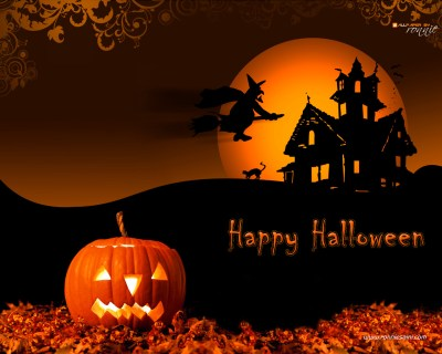 trololo blogg: Halloween Wallpaper Background