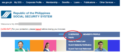 How to Check SSS Contributions Online in less than 5 minutes - Send Money to Philippines