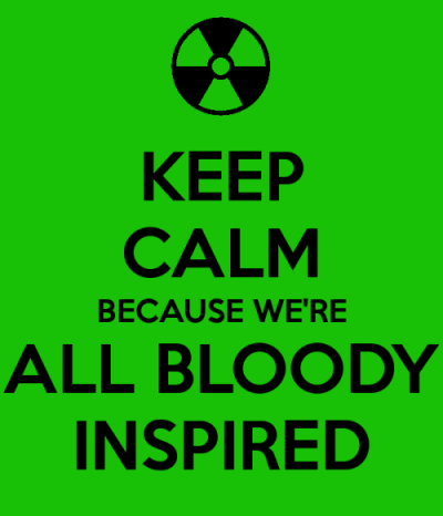 we're all bloody inspired | Tumblr