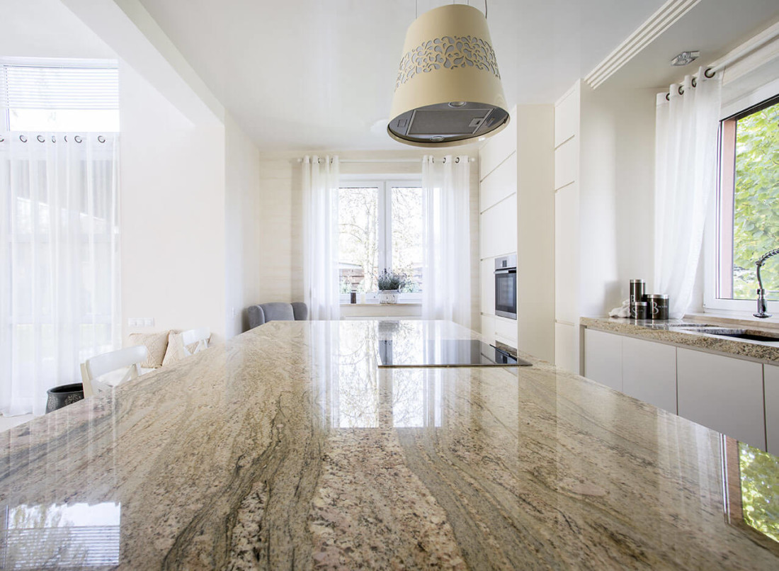 kitchen design gallery granite kitchen countertops olden cascade granite kitchen countertop