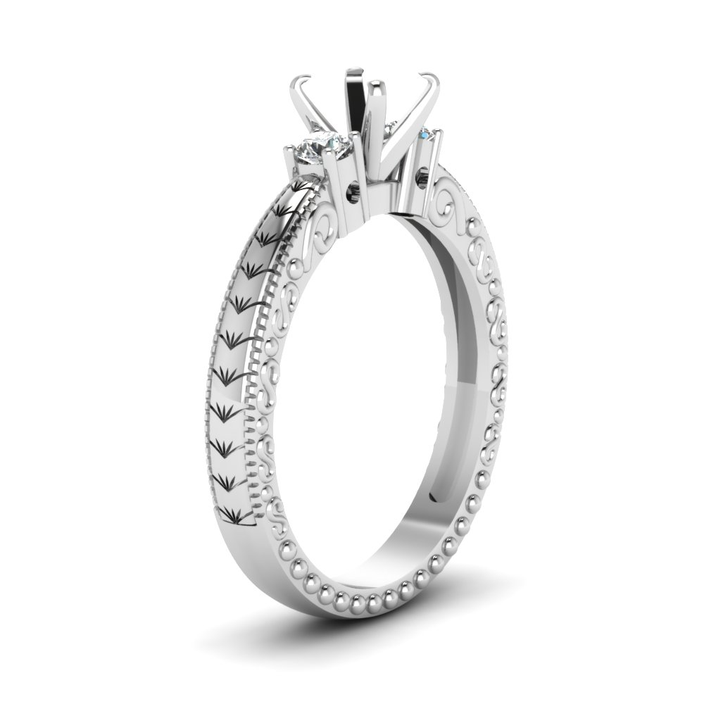 glossary engagement and wedding ring settings wedding ring settings Bezel Setting