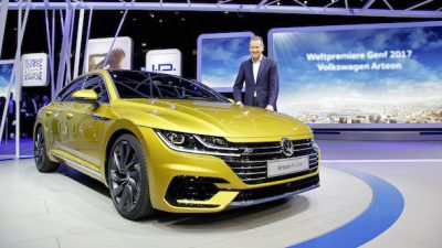 Volkswagen Arteon: The Next VW Nobody Buys? | The CarGurus Blog