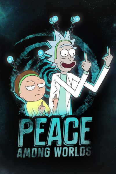 Wallpaper Rick and Morty iPhone | 2019 3D iPhone Wallpaper