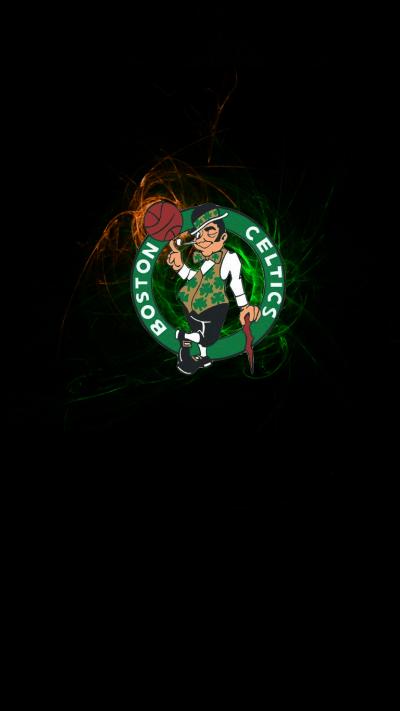 Boston Celtics Banners Wallpaper | 2019 3D iPhone Wallpaper