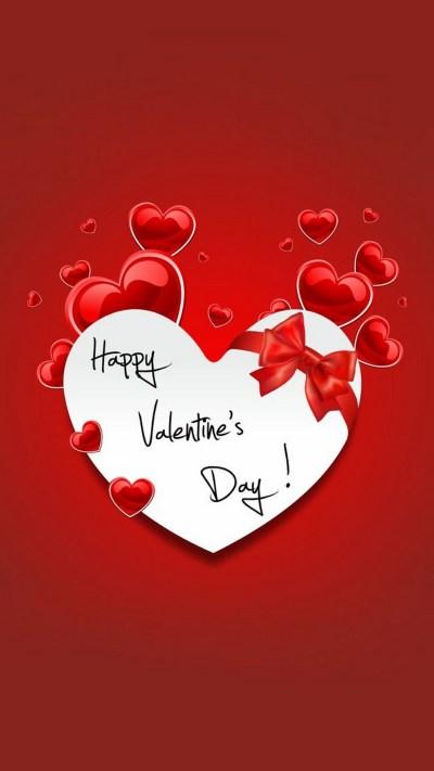 Happy Valentines Day iPhone Wallpaper | 2019 3D iPhone Wallpaper