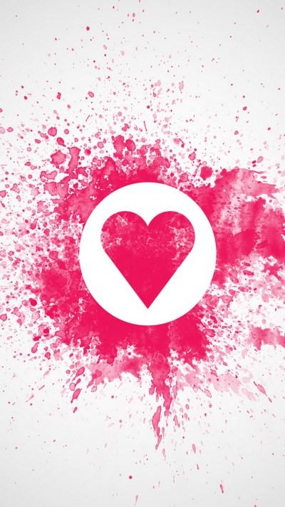 Valentine Heart Wallpaper iPhone | 2019 3D iPhone Wallpaper