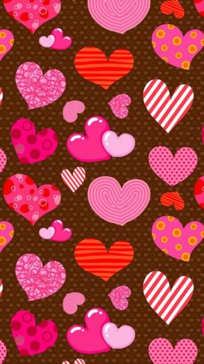 Wallpaper Happy Valentines Day iPhone | 2019 3D iPhone Wallpaper