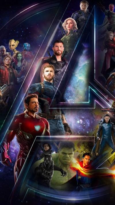 Avengers Infinity War iPhone Wallpaper | 2019 3D iPhone Wallpaper