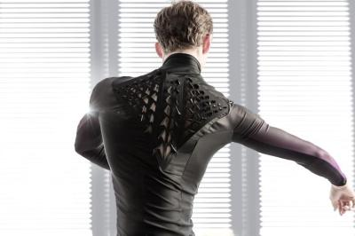 Ancient Bacteria Powers This Printed Bio-Skin Clothing ...