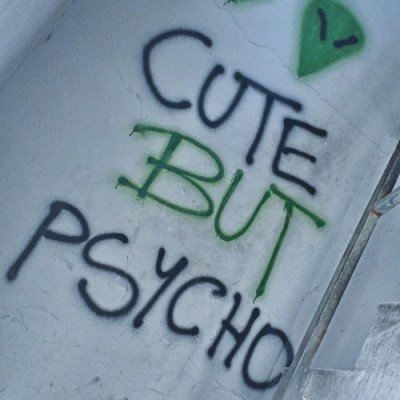cute but psycho on Tumblr