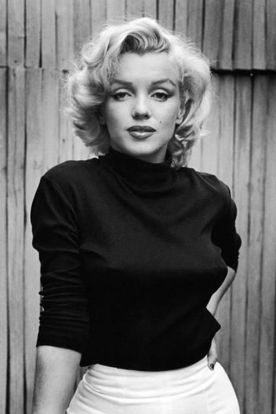Marilyn Monroe B&W Wallpapers – 4kwallpaper.org