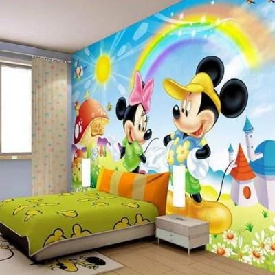 PVC Kids Room Wallpaper, Rs 35 /square feet, Shree Mann Decor | ID: 16384562591