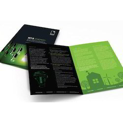 Brochure Printing Services in Faridabad                                           Customised Brochure Printing Services