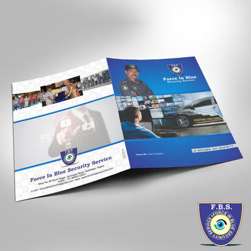 Corporate Brochure Printing Services in Navjivan  Rajkot  Miracle     Corporate Brochure Printing Services