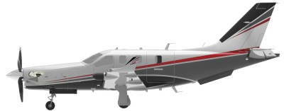 Daher showcases the TBM 930 and highlights its TBM aircraft family in commercial operations