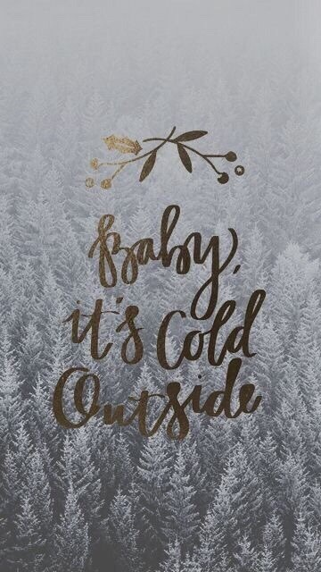 baby its cold outside on Tumblr