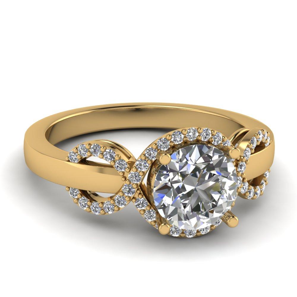 womens wedding rings wedding rings for women French Pav Diamond Eternity Ring in 14k White Gold 3 8 ct tw