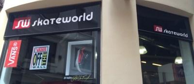 Skateworld - Valencia (Spain) en - 716 La Vie