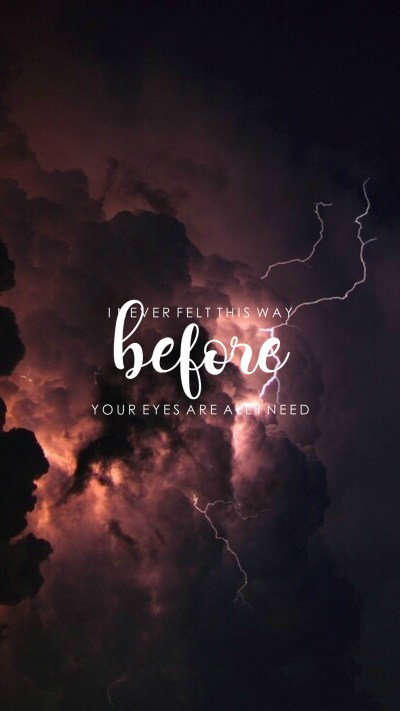 Wallpapers + Locks — why don't we // just to see you smile // lyric...