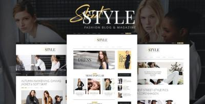 Life Style WordPress Themes for Personal Blogs, Beauty ...