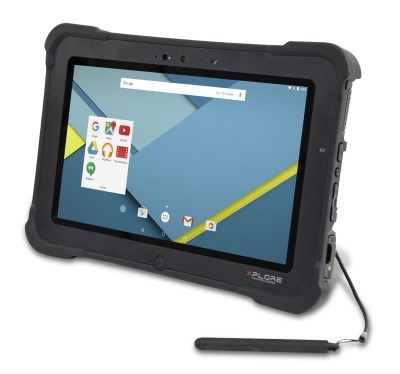 Xplore Xslate D10 Review: Rugged Android Tablet