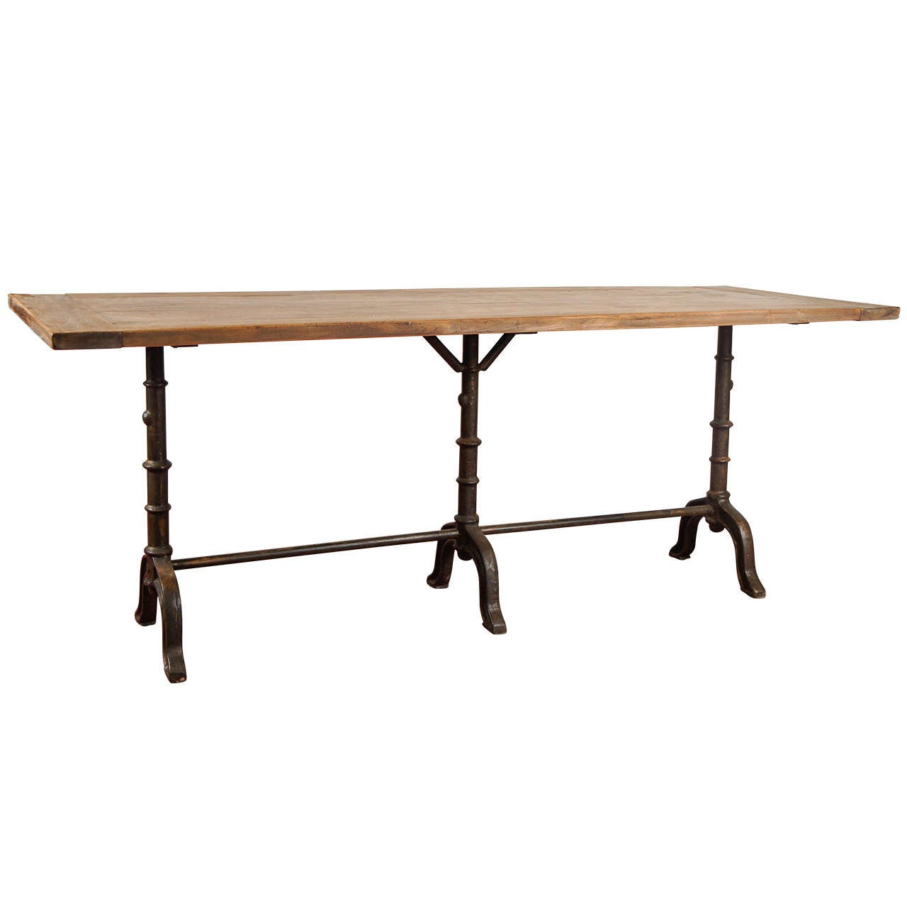 id f bistro kitchen table French Country Bistro Dining Table 1