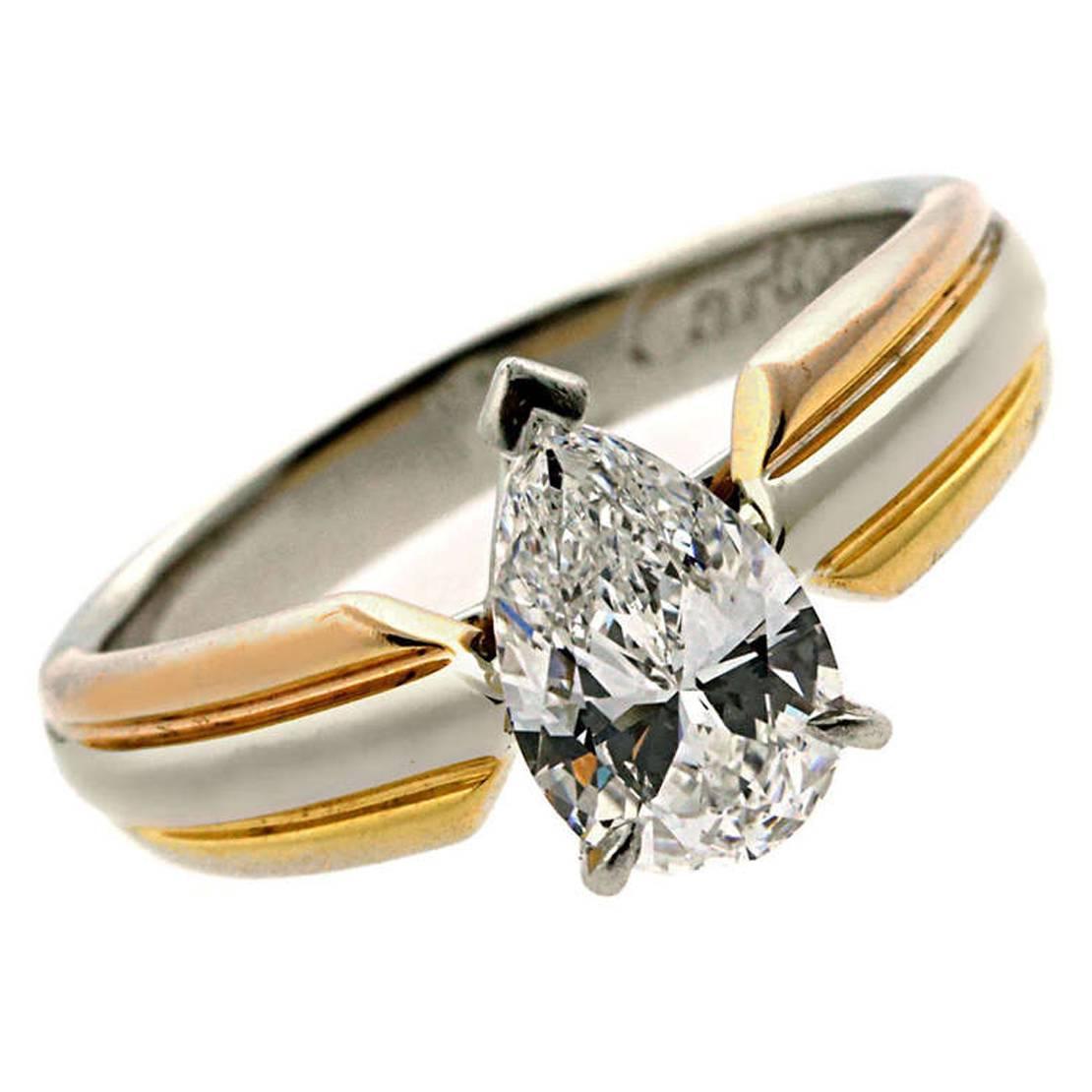 id j cartier wedding rings