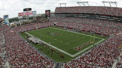 Raymond James Stadium Seating Chart, Pictures, Directions, and History - Tampa Bay Buccaneers - ESPN
