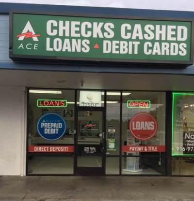 ACE Cash Express in Carmichael, CA 95608   Citysearch