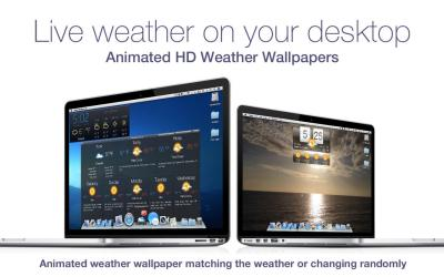 App Shopper: Weather HD: Forecast, Live Wallpaper, Screensaver (Weather)