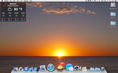 App Shopper: Weather HD: Forecast, Live Wallpaper, Screensaver (Weather)