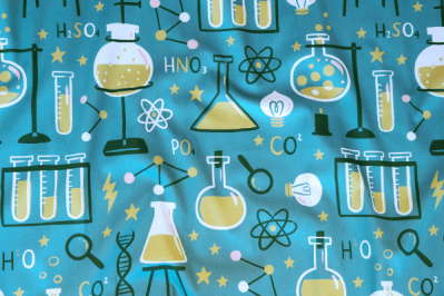 10 Science Fair Designs - Spoonflower Blog – Design & Sell your own Fabric, Wallpaper, and Gift Wrap