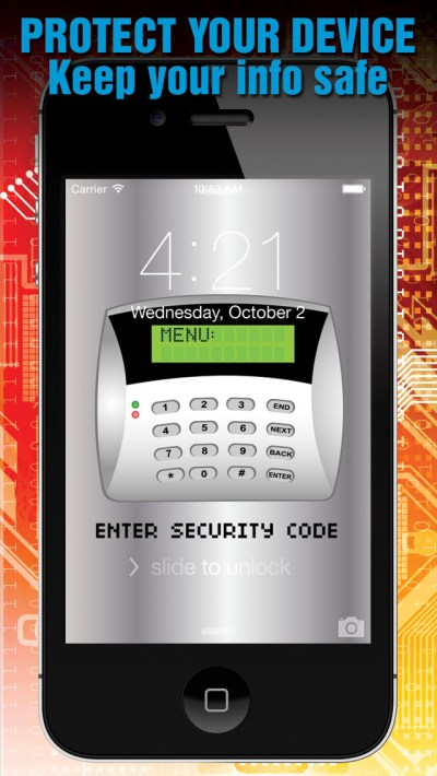 Simple Lock Screen Security – Keep your Device Safe with Wallpapers | Best Apps and Games