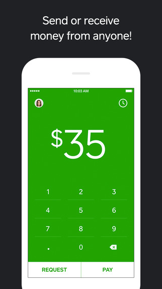 Square Cash - Send Money for Free on the App Store