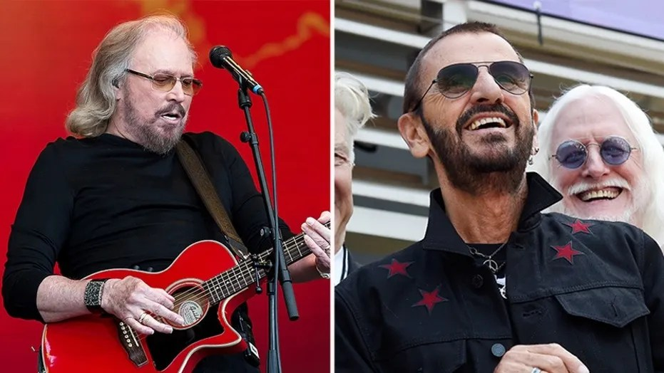 Ringo Starr, Barry Gibb tapped by Queen Elizabeth for British knighthood | Fox News