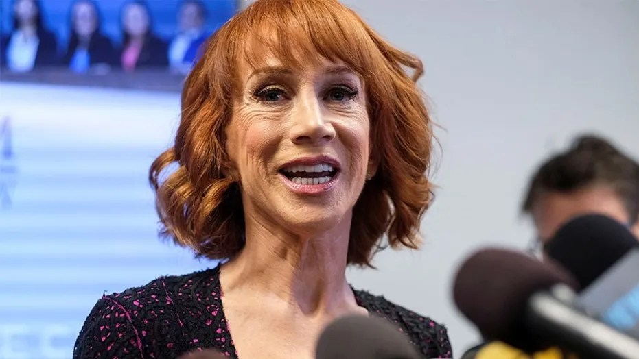 Kathy Griffin dances topless in video while  celebrating the     Kathy Griffin posted a video of her  celebrating  after the verdicts of  former Trump