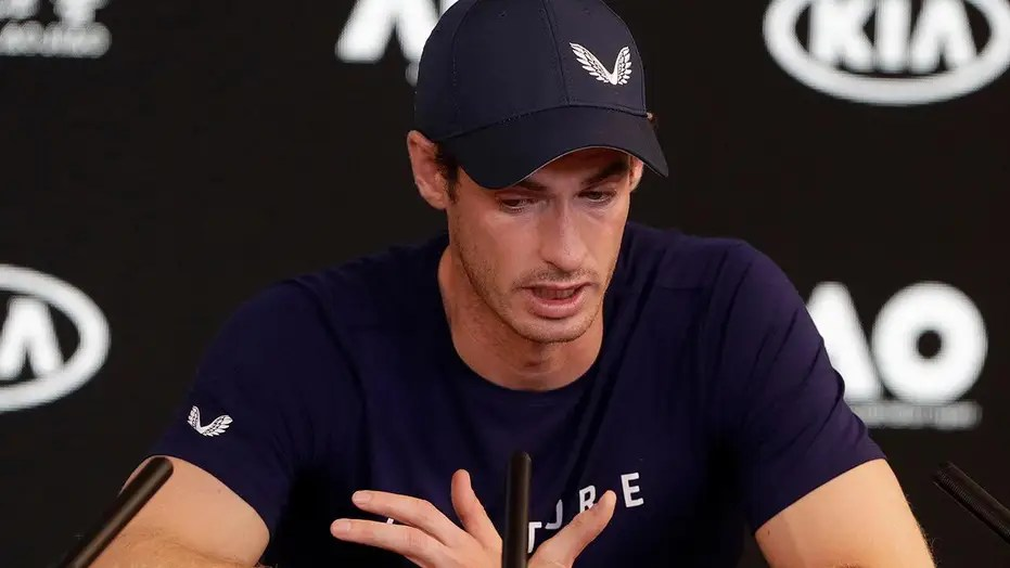 Andy Murray tearfully announces retirement from tennis after struggling with injuries: 'I'm in ...