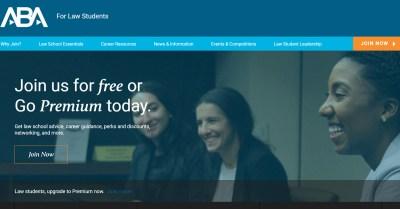 Home - ABA for Law Students - ABA for Law Students